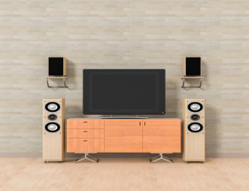 How to Hide Speaker Wire With Hardwood Floors